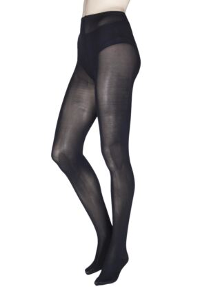 Ladies 1 Pair Trasparenze Ilaria 50 Denier Seamless Tights