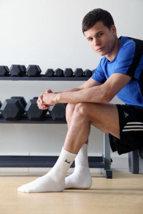 Mens Pringle Full Cushion Sports Socks From Sockshop