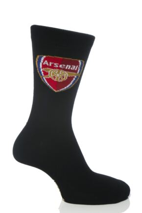 Official-Arsenal-Football-Club-Crest-Casual-Socks-The-Gunners-Premier-League