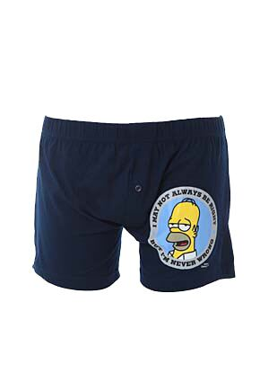 Mens 1 Pair TM Simpsons Boxer Shorts