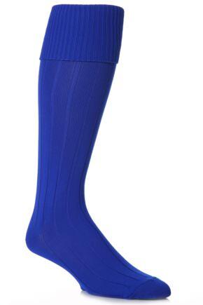 Mens 1 Pair Peter Shilton Pro Action Football Socks