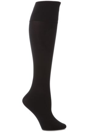 Ladies 1 Pair Charnos 60 Denier Knee Highs