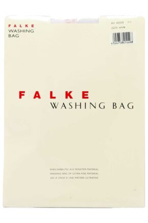 Falke Hosiery Washing Bag White