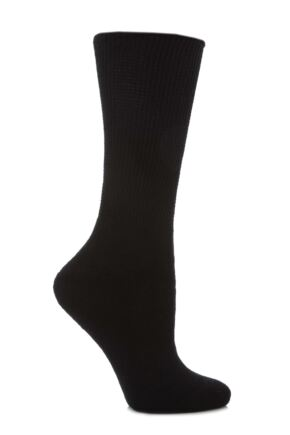Ladies 1 Pair HJ Hall Diabetic Socks
