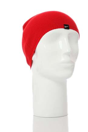 Mens and Ladies Nike Regional Lightweight Beanie 25% OFF Red