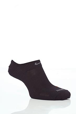 Mens and Ladies 1 Pair Nike Dri-Fit Sport Performance Non Cushioned Trainer Socks
