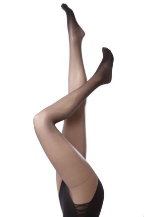 Ladies 1 Pair Aristoc High Leg Toner Tights