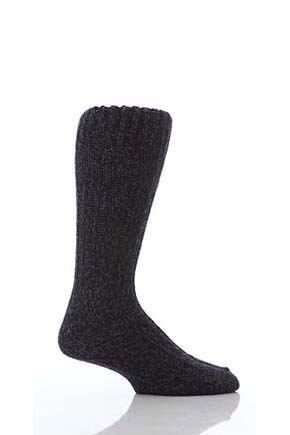 Mens 1 Pair Workforce Wool Rich Heavy Walking Boot Socks