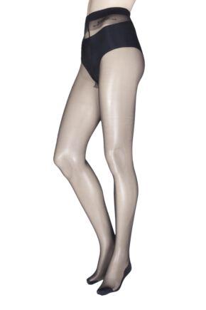 Ladies 1 Pair Jonathan Aston Lycra Seam and Heel Tight