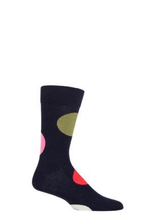 Happy Socks 1 Pair Jumbo Dot Socks