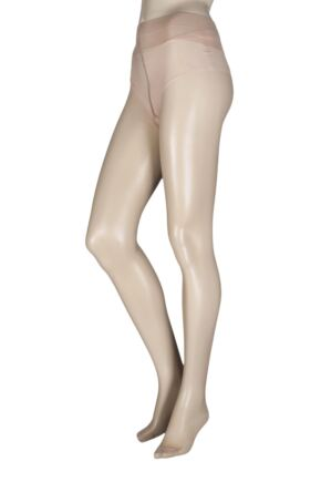 Ladies 1 Pair Trasparenze Katia 15 Denier Sheer Tights