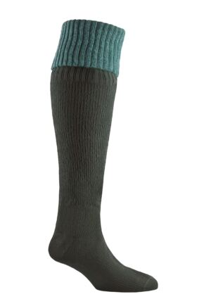 Mens and Ladies 1 Pair Sealskinz Country 100% Waterproof Knee High Socks 25% OFF This Style Green Small