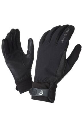 Ladies 1 Pair Sealskinz 100% Waterproof All Season Gloves