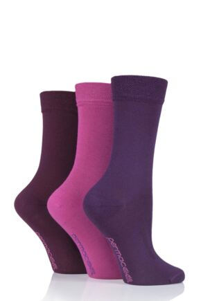 Mens and Ladies 3 Pair SOCKSHOP PermaCool Evaporation Cooling Socks