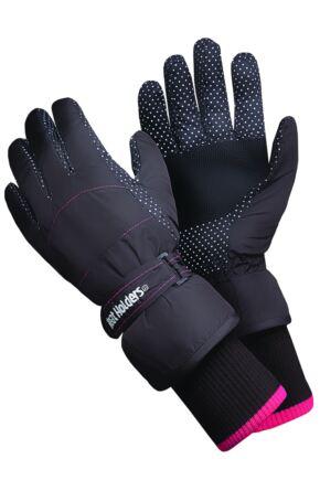 Ladies 1 Pair Heat Holders 2.3 TOG Ski Gloves