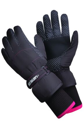 Ladies 1 Pair Heat Holders 2.3 TOG Ski Gloves