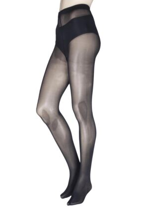 Ladies 1 Pair Levante Luxury Satin 60 Denier Tight