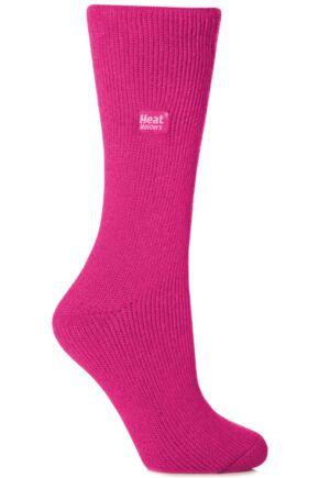 Ladies 1 Pair SockShop Original Heat Holders Thermal Socks In 15 Colours