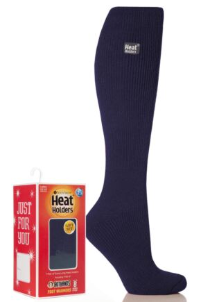 Ladies 1 Pair Heat Holders Original Thermal Socks with Gift Box