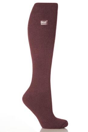 Ladies 1 Pair Heat Holders Original Thermal Socks with Gift Box