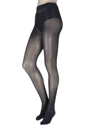 Ladies 1 Pair Trasparenze Linda 40 Denier Microfibre Soft Touch Tights