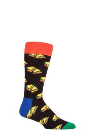 Happy Socks 1 Pair Love Sandwich Socks