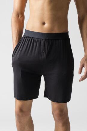 Mens 1 Pack Lazy Panda Bamboo Loungewear Selection Shorts