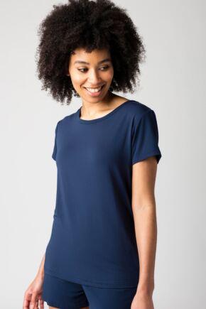 Ladies 1 Pack Lazy Panda Bamboo Loungewear Selection T-Shirt
