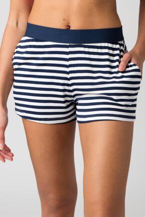 Ladies 1 Pack Lazy Panda Bamboo Loungewear Selection Shorts