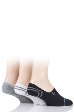 Mens and Ladies 3 Pair Stance Gamut 2 Cotton Socks
