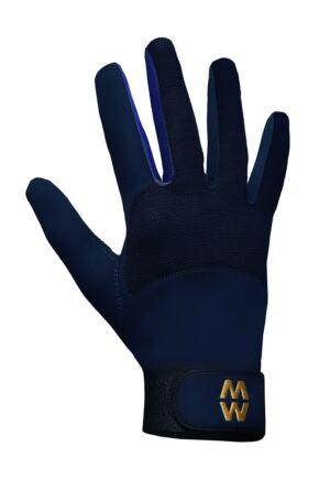 Mens and Ladies 1 Pair MacWet Long Mesh Sports Gloves