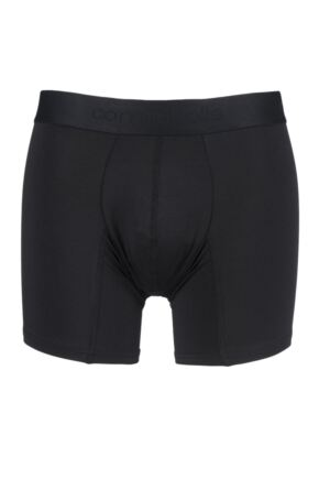 Mens 1 Pair Comfyballs Microfiber Longer Leg Boxer Shorts