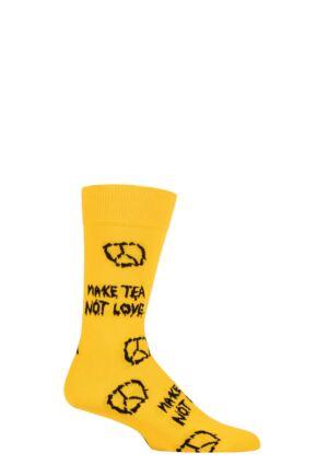 Happy Socks 1 Pair Monty Python Hells Grannies Socks Multi 7.5-11.5 Unisex