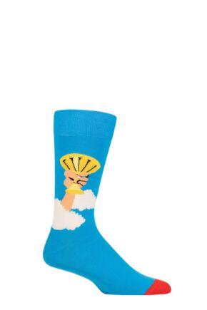 Happy Socks 1 Pair Monty Python & the Holy Grail Socks