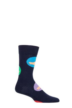Happy Socks 1 Pair Monty Python Cupids Foot Socks