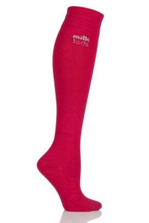 Ladies 1 Pair MilkTEDS Maternity Compression Socks