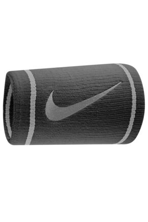 Mens and Ladies 2 Pack Nike Dri-FIT Double Wide Wristbands 25% OFF