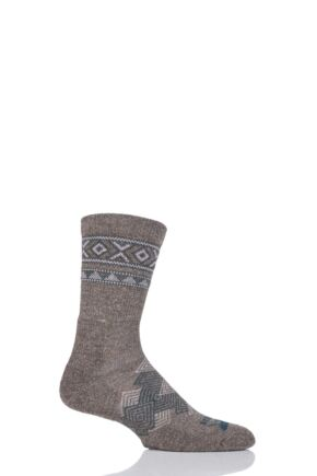 Mens and Ladies 1 Pair Thorlos Outdoor Traveller Walking Socks