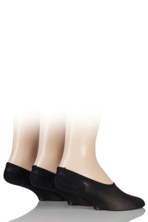 Mens 3 Pair Pringle Greenlock Shoe Liners