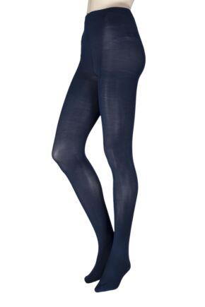 Ladies 1 Pair Pretty Legs 80 Denier Luxury Opaque Tights