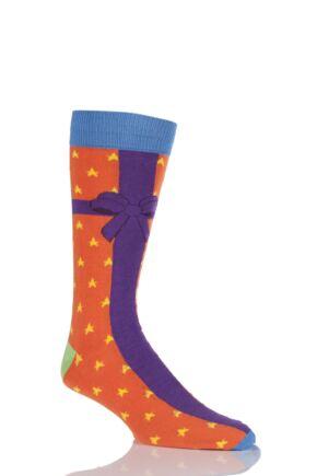 Mens 1 Pair SockShop Dare To Wear Socks - Presents 12-15 Mens