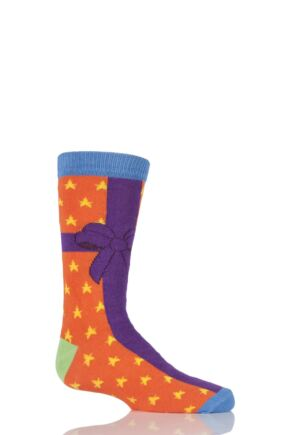Kids 1 Pair SockShop Dare To Wear Socks - Presents 13-3 Kids