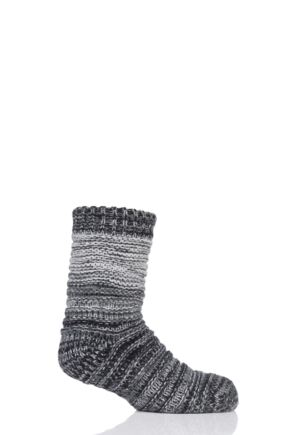 Mens 1 Pair SOCKSHOP Lounge Socks