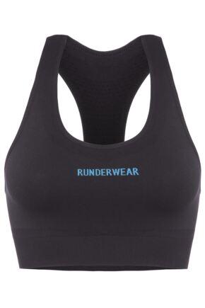 Ladies 1 Pack Runderwear Running Support Crop Top