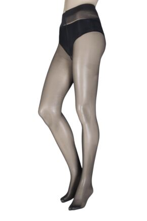 Ladies 1 Pair Trasparenze Rosy 20 Denier Silky Sheer Tights