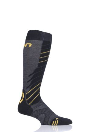 Mens and Ladies 1 Pair UYN Ultra Fit Ski Socks