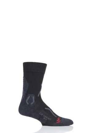 Mens 1 Pair UYN Explorer Comfort Trekking Socks