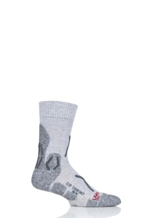 Mens 1 Pair UYN Explorer Comfort Trekking Socks