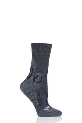 Ladies 1 Pair UYN Explorer Comfort Trekking Socks