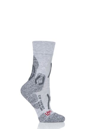 Ladies 1 Pair UYN Explorer Comfort Trekking Socks